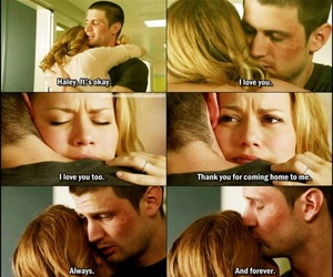 one tree hill, quote, and serie tv image