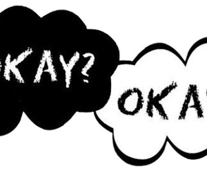 okay, the fault in our stars, and overlay image