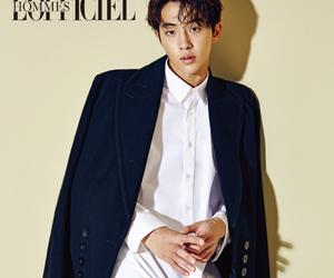 nam joo hyuk, korean actor, and nam ju hyuk image