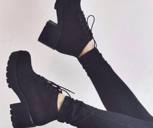 fashion, goals, and shoes image