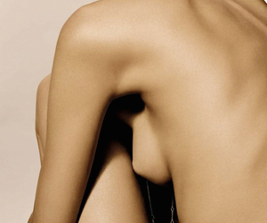 back, beauty, and model image