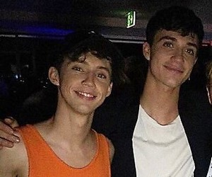 boys, troye sivan, and jacob bixenman image
