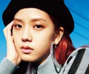 jisoo, kpop, and blackpink image