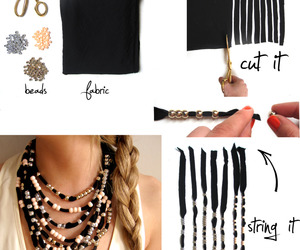 2012, how to, and necklace image