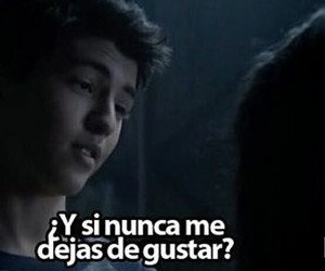love, frases, and teen wolf image