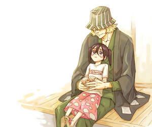 anime, bleach, and urahara image