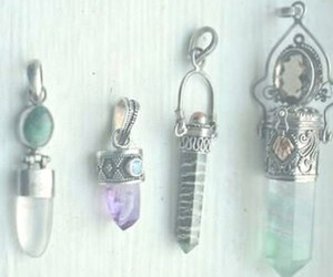 grunge, indie, and necklace image