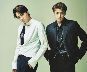 boys, exo, and kai image