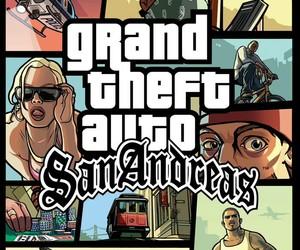 game, gta, and san andreas image