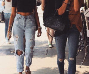 fashion, madison beer, and hailey baldwin image