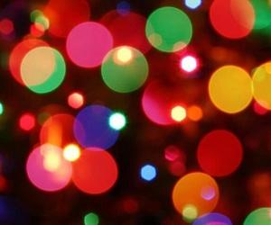 christmas lights and christmas image