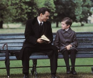 johnny depp, finding neverland, and movie image