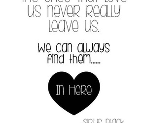 harry potter, quote, and heart image