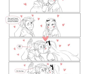 comic, drawing, and cute image