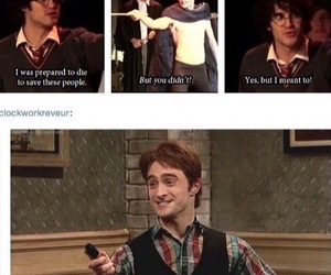 a very potter musical, daniel radcliffe, and harry potter image
