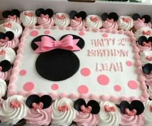 cake, cupcakes, and minie image