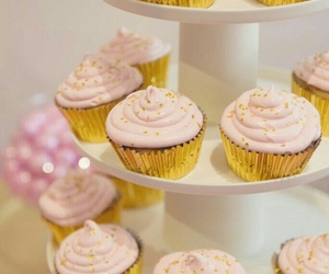 cupcakes, dulce, and sweat image