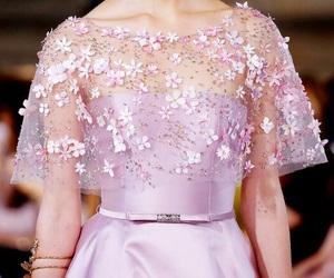 dress, Georges Hobeika, and fashion image
