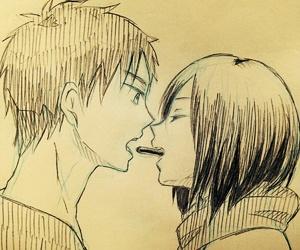 anime and shingeki no kyojin image