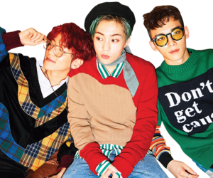 Chen, png, and exo-cbx image
