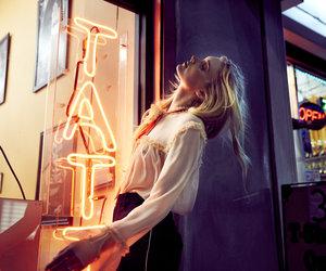 elsa hosk, fashion, and style image