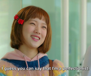 Korean Drama, kdrama, and perfectionist image