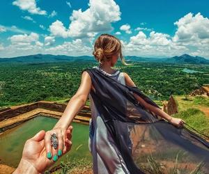 travel, Sri Lanka, and murad osmann image