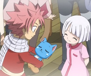 anime, happy, and fairy tail image