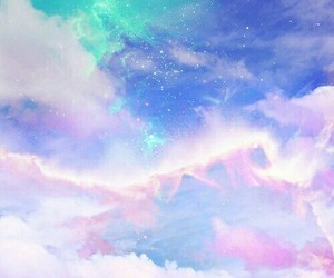 sky, galaxy, and wallpaper image