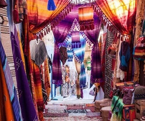 indie, morocco, and bright image