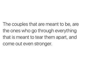 couples, everything, and meant to be image