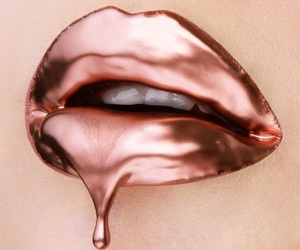 beautiful, copper, and cosmetics image