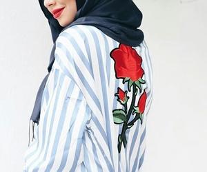 hijab, صور بنات, and حجابي image