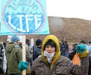Shailene Woodley, north dakota, and standing rock image