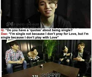 daesung, funny, and kpop image