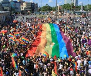 lgbt, gay, and rainbow image