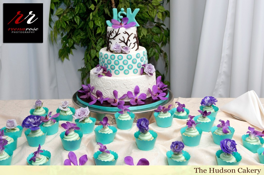 Wedding Themes Purple Turquoise Bing Images