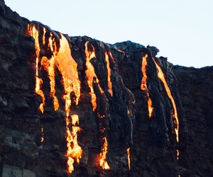 archive, lava, and volcano image
