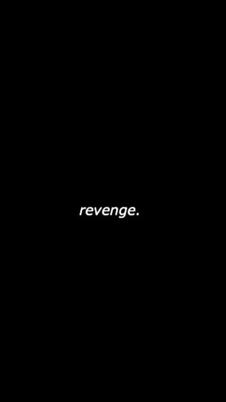 black, revenge, and white image