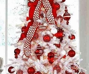red and xmas image