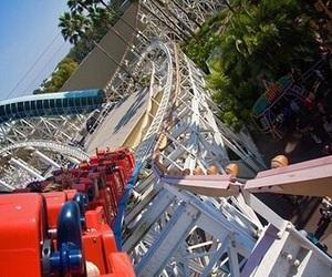 tumblr, Roller Coaster, and fun image