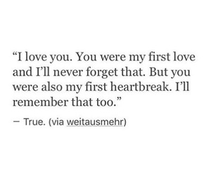 couple, heart break, and quotes image