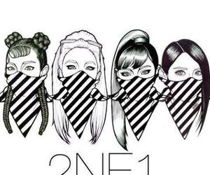 2ne1, minzy, and CL image