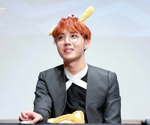 horse, bts, and j-hope image