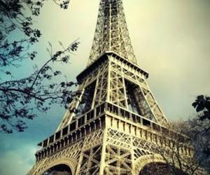 paris, torre eiffel, and france image