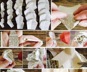 bouquet, diy, and do it image