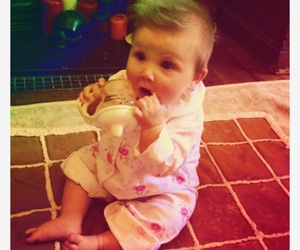 baby lux, lux, and cute image