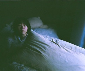 bed, girl, and japan image