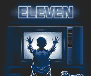 draw, eleven, and poltergeist image