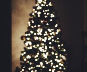 bokeh, christmas, and Christmas time image